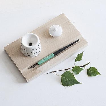 Набор предметов для чистописания (березка)