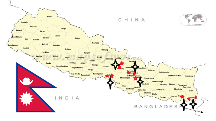 Next Mission To Nepal in September 2016