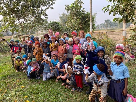 Mikeska reflects on Nepal after 61st mission trip