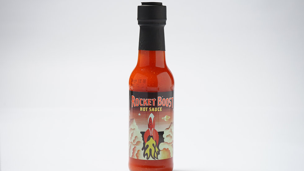 Rocket Boost Hot Sauce - wholesale