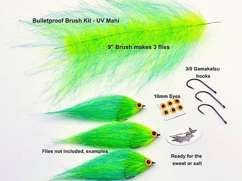 "Bulletproof Brush Kit - UV Mahi 6"""