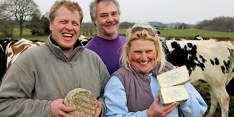 Surrey Hills Cheese and Wine Tasting at Greyfriars #2