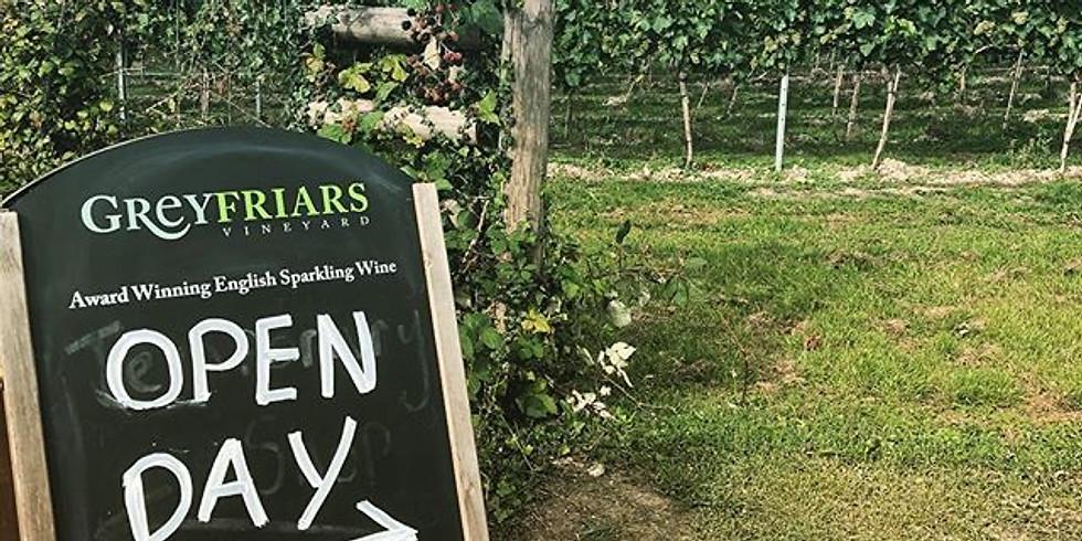 Open Day - Vineyards of the Surrey Hills Launch Weekend