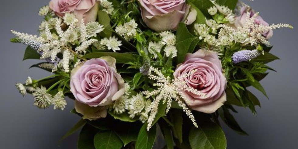 Mother's Day Fizz and Flower Workshop