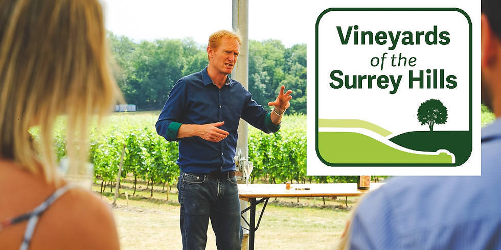 Vineyards of the Surrey Hills Masterclass - Session #2