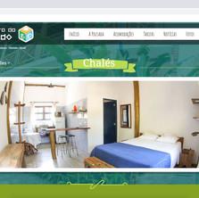 Website - Pousada Canto do Dado