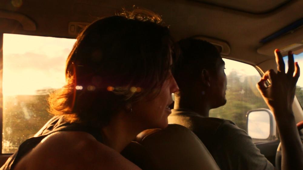 Claude et Joël, en route pour Gonaïves