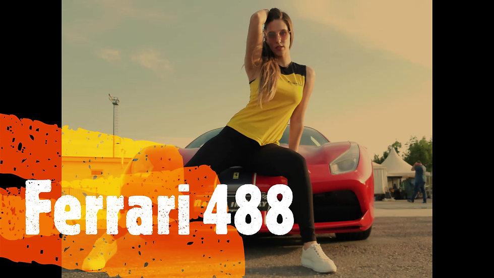 Guida Una Ferrari 488 in pista include Video | Milano