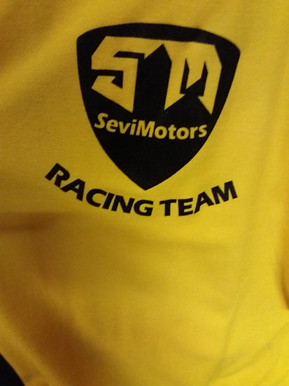 Cappellini, magliette, giacche di Racing in Italy