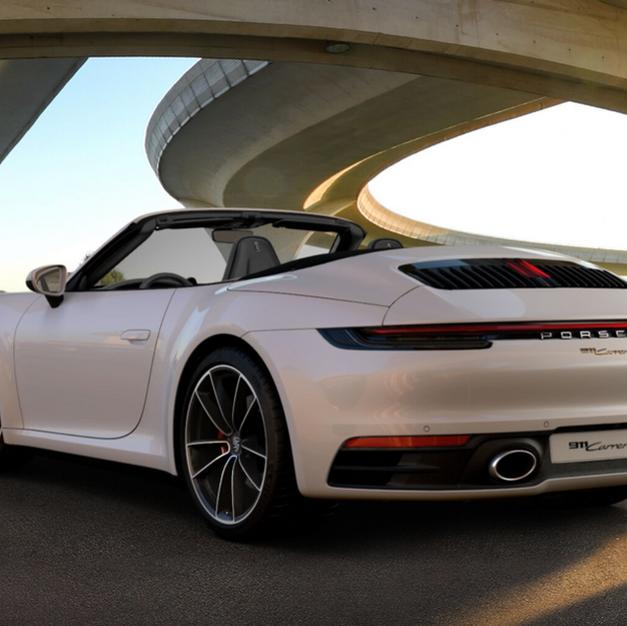 Porsche 992-2S