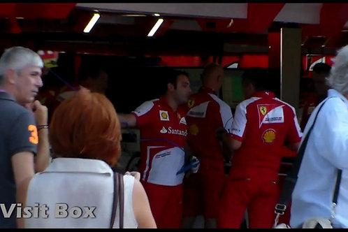 Formula 1® Gran Premio d'Italia 2019 - Уникальное VIP предложение