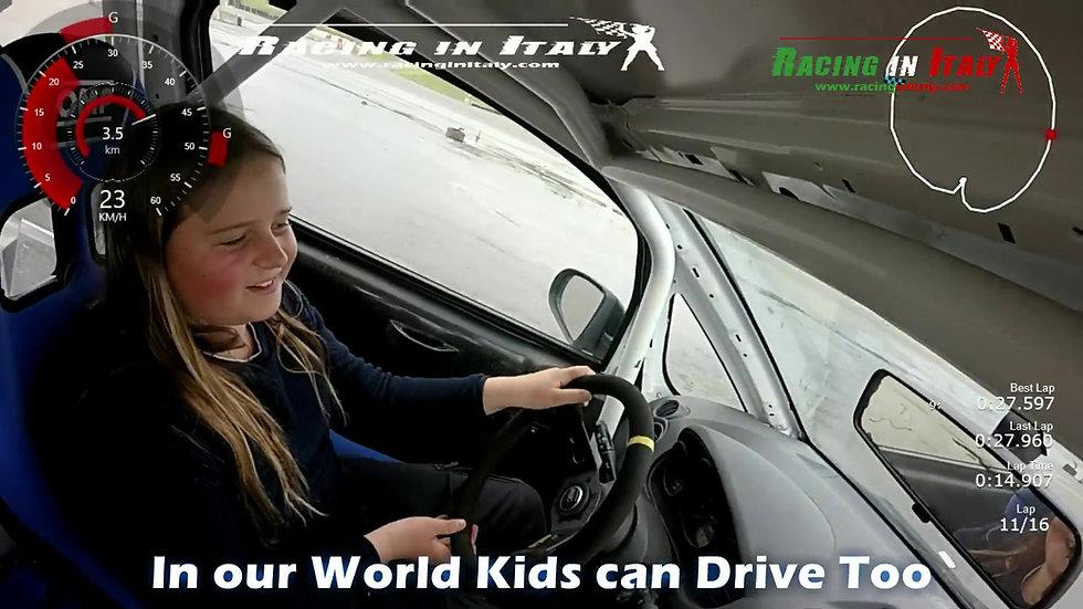 corsi di guida per ragazzi