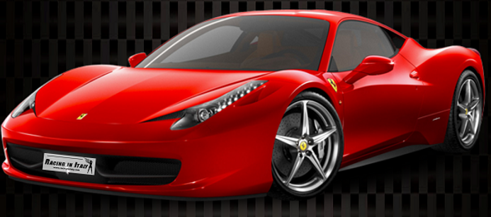 Test drive ferrari 458 in italy