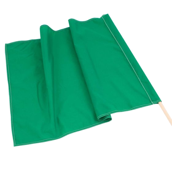 green race flag