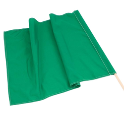 green race flag