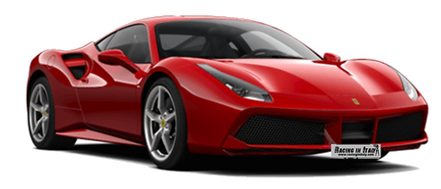 Test Drive Ferrari 488 in Italy