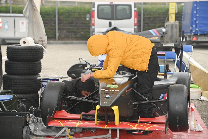 Servizio Gara | Scuderia corsa professionale | Italia | Europa