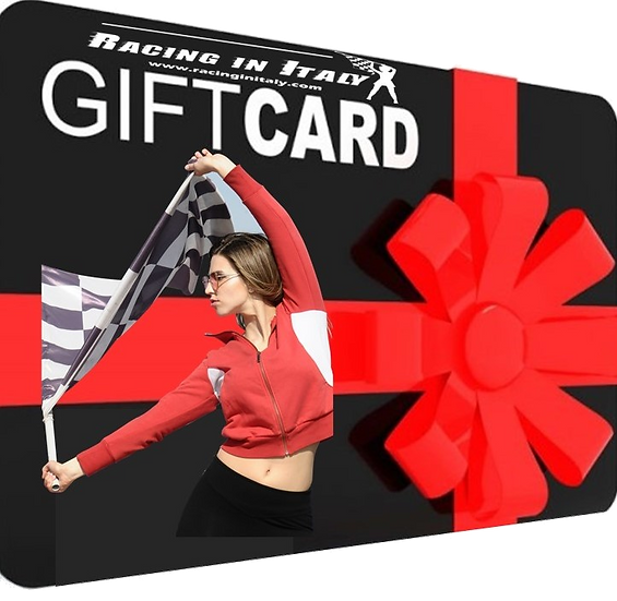 Racing in Italy Gift Card