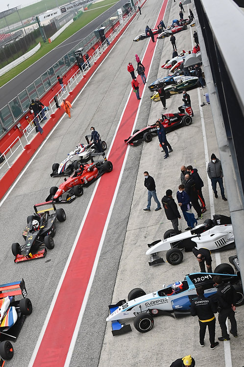 Professional Track Day Vacation on Race Cars Tour   Individuals   Italy   Europe
