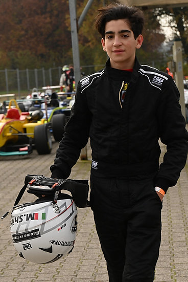 Mei Shibi Fund for F1 | Support my way to Formula 1