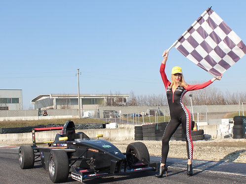 Трек-день с Формулой 4 в Италии
