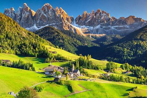 Экскурсионный мото-тур в Италии - Гранд Тур Италия Милан & Альпы
