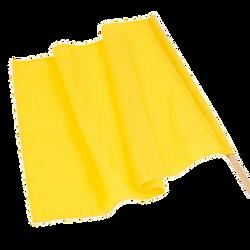 yellow race flag