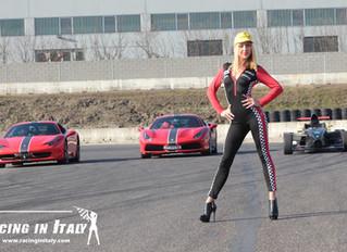 Chi Sono le piste con una Ferrari ?