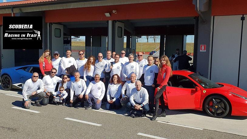 scuderia racing in italy