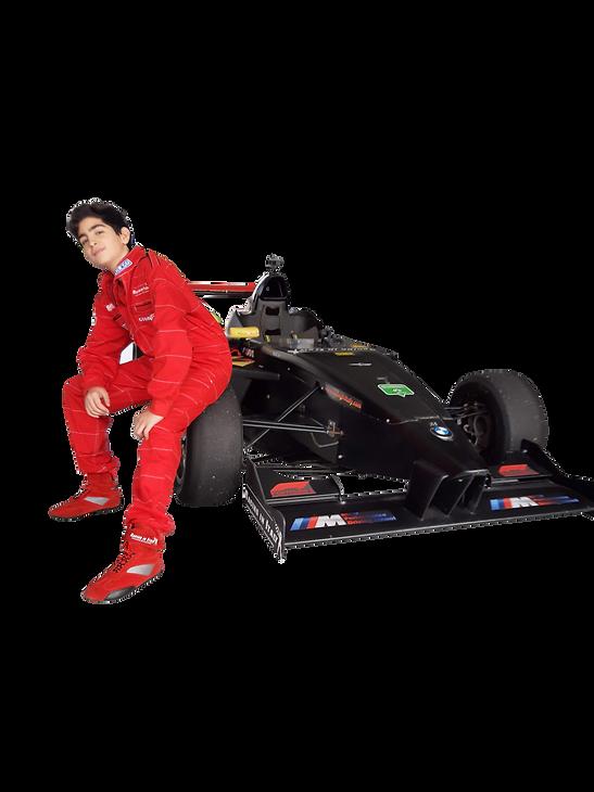 водитель мэй шиби формула 4 bmw FX итальянская серия Италия