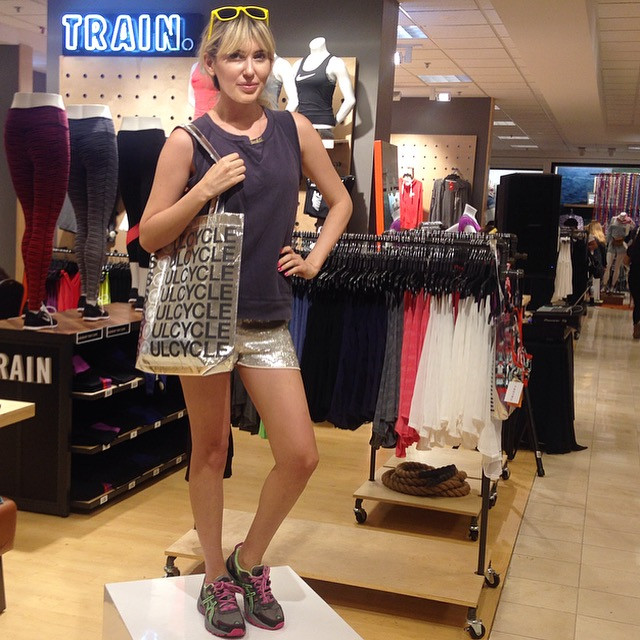 Fashion&Fitness Night at Macy's Fashion Island