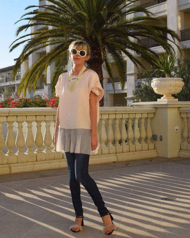 Monarch Beach Styled Outfit Shoot