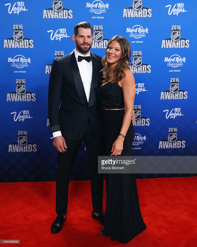 nhl awards styled by jackie rose