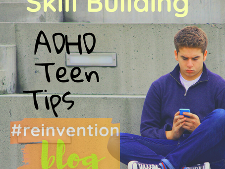 ADHD Communication tips for parents of teenagers