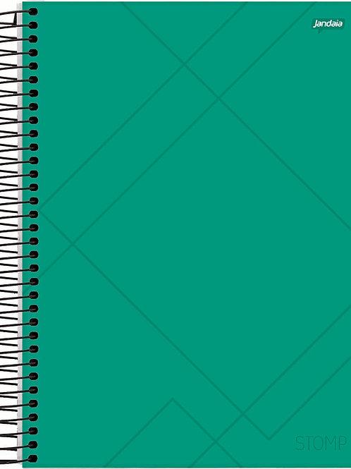 Caderno Universitário Stomp 10 Matéria 200 Folhas