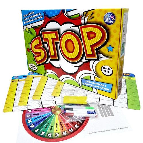 STOP - SUPER JOGOS