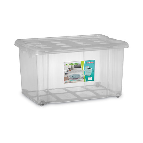 Container 50Lts com rodas