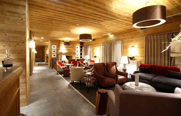 Le Chalet Blanc Lounge