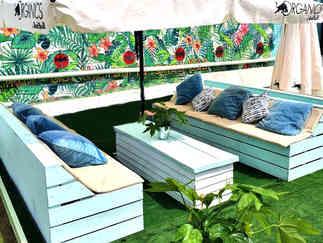 Veranda Sofas (6 people)