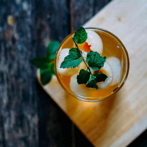 Lychee Cocktails