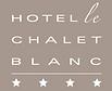 HOTEL LE CHALET BLANC LOGO 408 BOX 4 sta