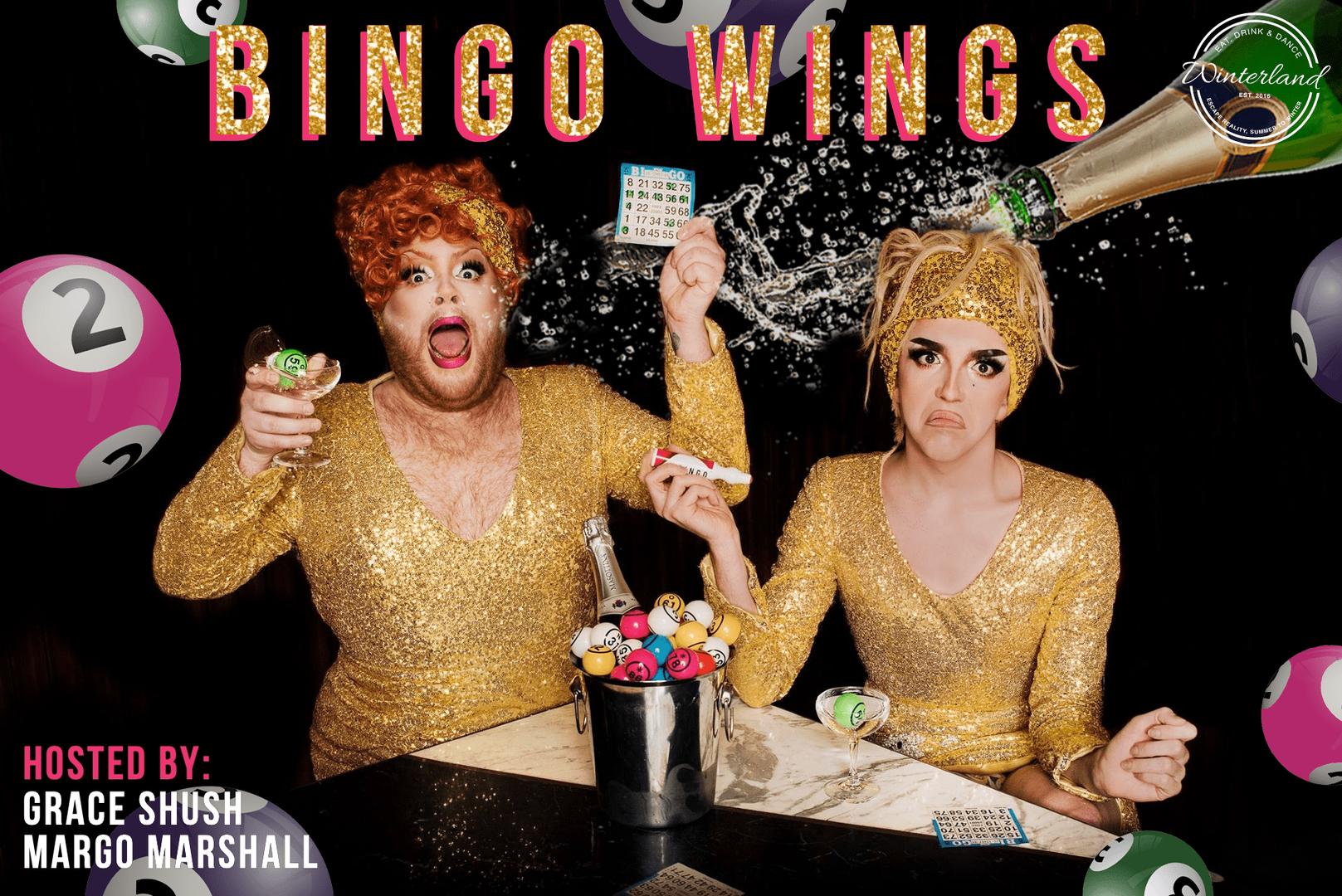 Bingo Wings Neverland
