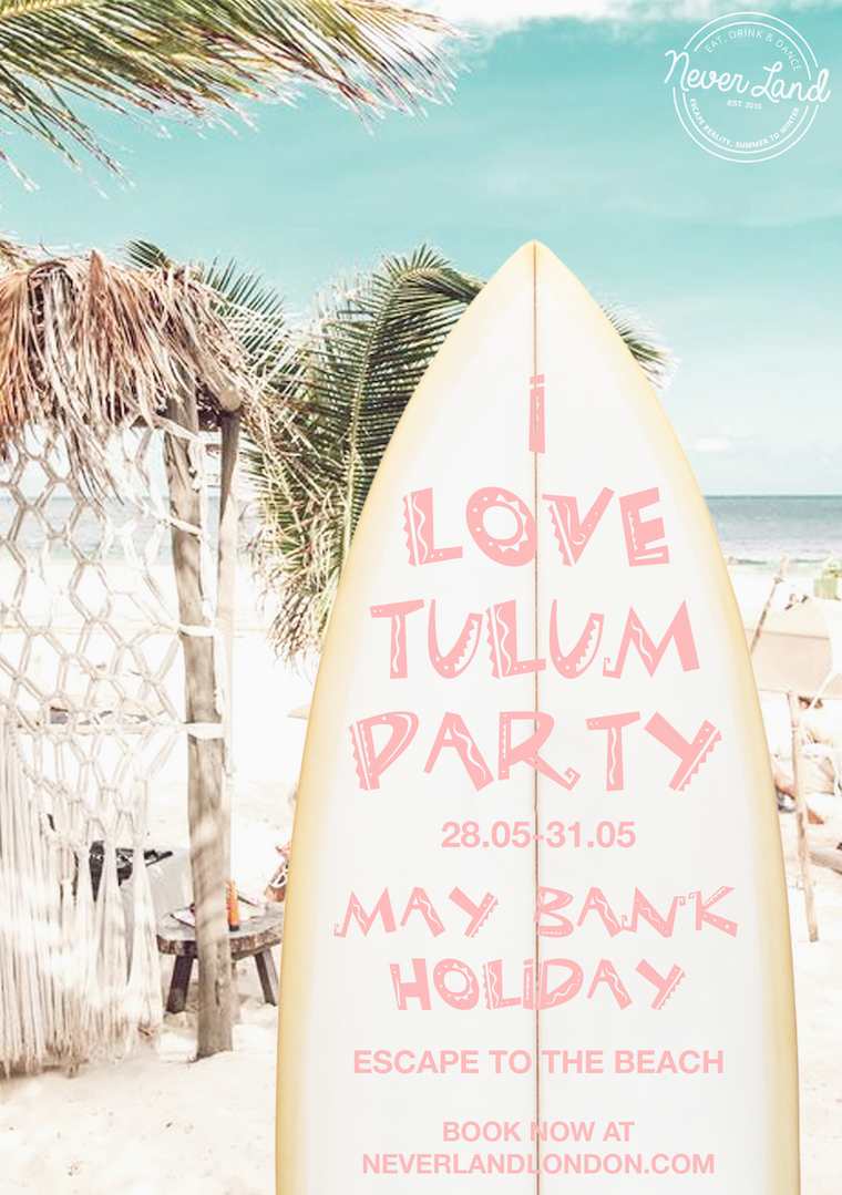 Tulum Weekend Party