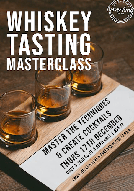 Whisky Masterclass