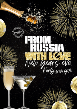 New Years Eve - From Russia With Love