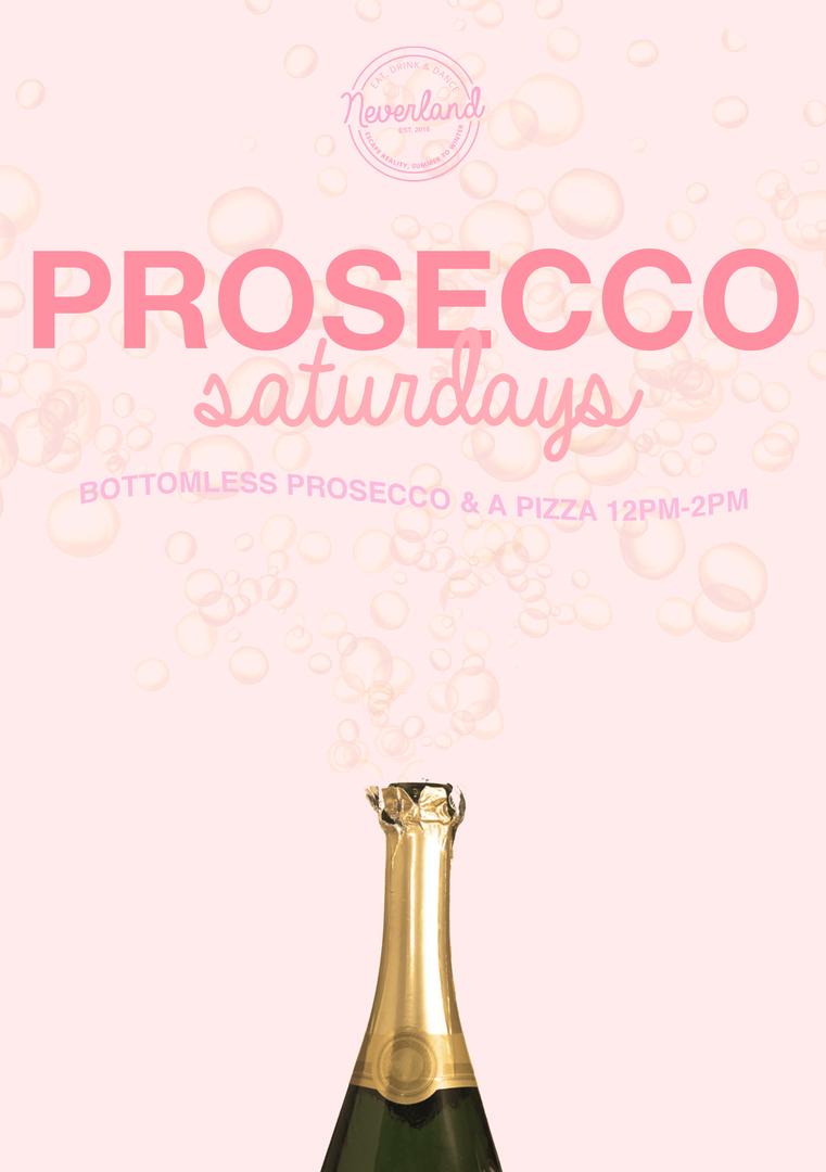 Prosecco Saturdays