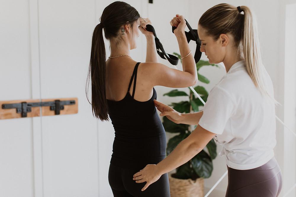 Spring Studio Reformer Pilates