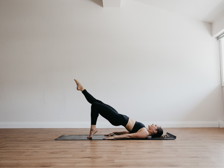 Quick at Home Pilates to Tone Your Toosh