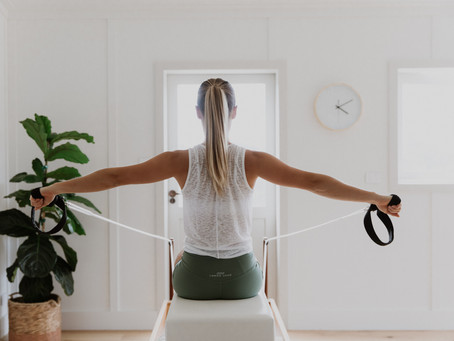 What's the Difference Between Mat & Reformer Pilates?