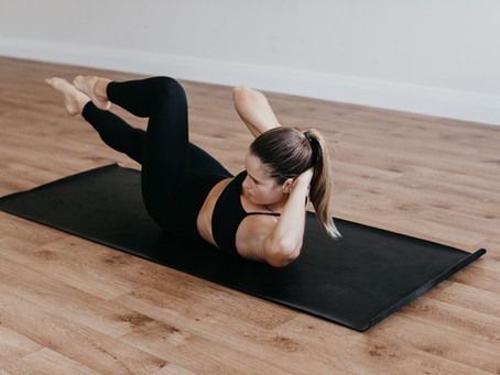 How to Reduce Neck Strain in Pilates